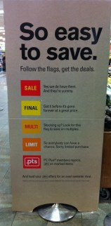 so easy to save PC stores Loblaws