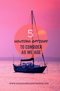 5 Housing Options To Consider As We Age – The Saturday Weekend Review #170