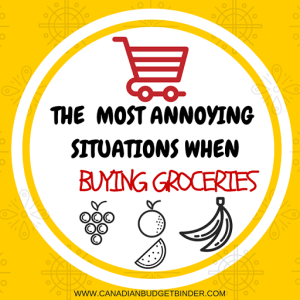 The Most Annoying Situations When Buying Groceries : The Grocery Game Challenge 2016 #1 Apr 4-10