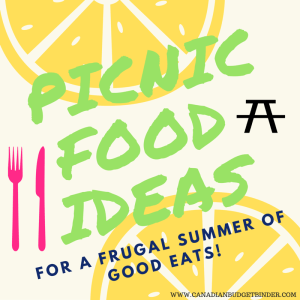 FRUGAL PICNIC FOOD IDEAS(1)