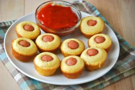 corn dog mini muffins 2