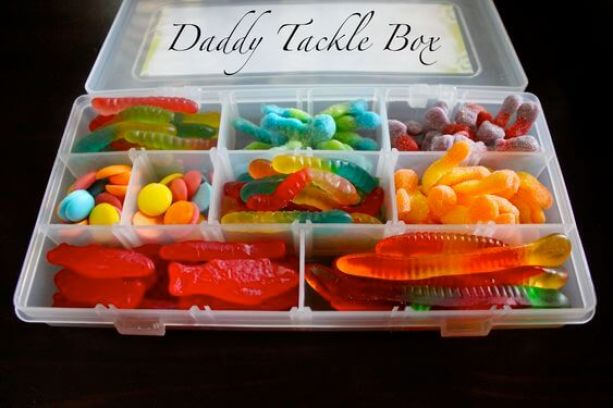 daddy tackle box
