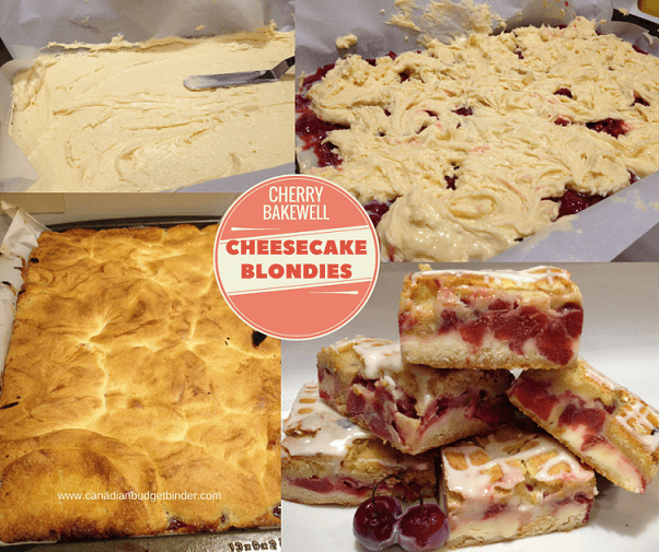 CHERRY BAKEWELL Cheesecake Blondie 4(1)CHERRY BAKEWELL Cheesecake Blondie 4(1)