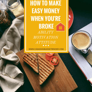 How To Make Easy Money When You're Broke : The Saturday Weekend Review #180