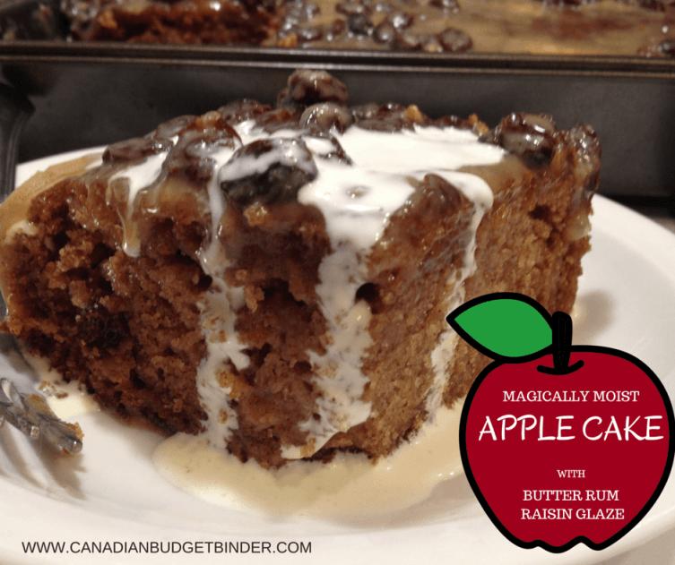 MAGICALLY MOIST APPLE CAKE 2
