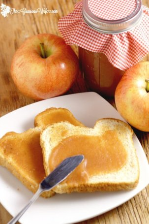 homemade apple butter crock pot recipes