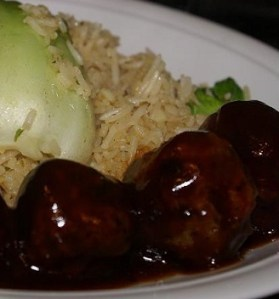 crock-pot-turkey-meatballs-in-a-crock-pot-honey-bbq-sauce