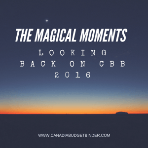 The Magical Moments Looking Back On CBB 2016: The Saturday Weekend Review #203