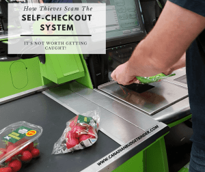How Thieves Scam The Self-Checkout System : The Grocery Game Challenge 2017 #2 Sept 11-17