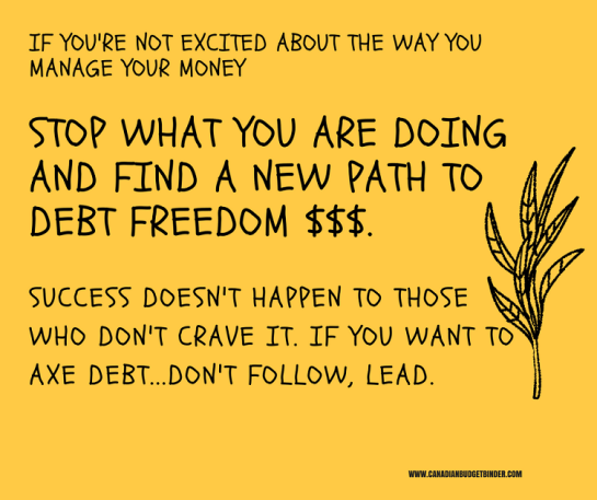 debt freedom quote