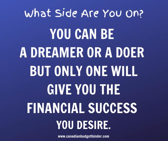 Financial discipline quote