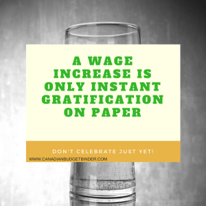 A Wage Increase Is Only Instant Gratification On Paper : Our Net Worth Update October 2017 (+0.79%)