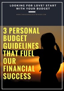 3 PERSONAL BUDGET GUIDELINES THAT FUEL OUR FINANCIAL SUCCESS