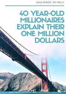 40 year olds explain their one million dollars