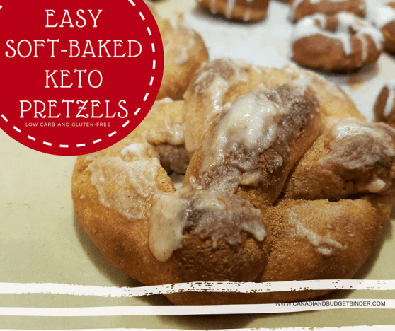 EASY SOFT BAKED KETO PRETZELS. fb 2