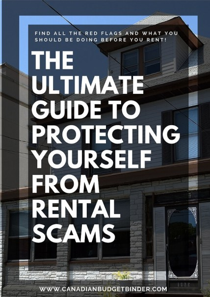 THE ULTIMATE GUIDE TO PROTECTING YOURSELF FROM RENTAL SCAMS