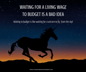 Waiting For A Living Wage To Start Budgeting Is A Bad Idea: The Saturday Weekend Review #252