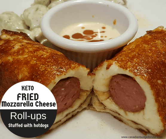 Keto Fried Mozzarella Cheese Roll-ups FB2