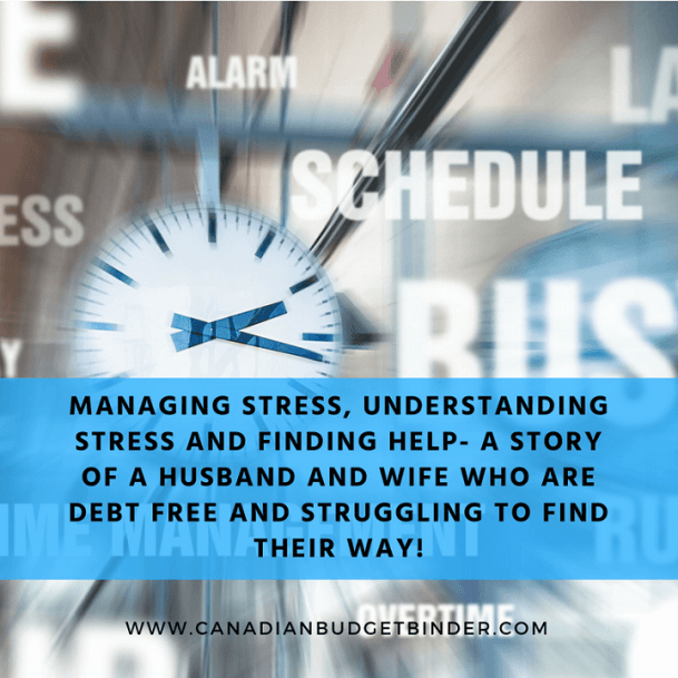 managing stress husband and wife story