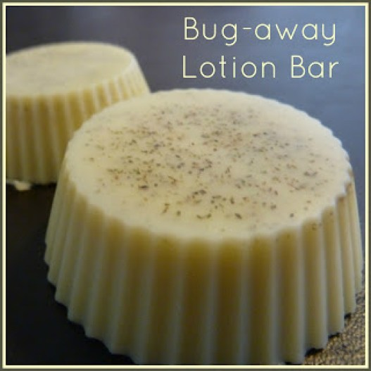 Bug-away Lotion Bar
