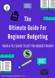 The Ultimate Guide For Beginner Budgeting From A to Z