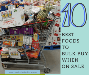 bulk buy groceries Ontario Canada