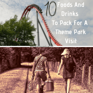 10 Foods and Drinks To Pack For A Theme Park Visit : The GGC 2018 #2 July 9-15