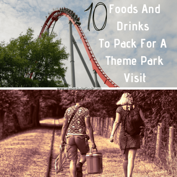 Foods And Drinks To Pack For A Frugal Theme Park Visit-1