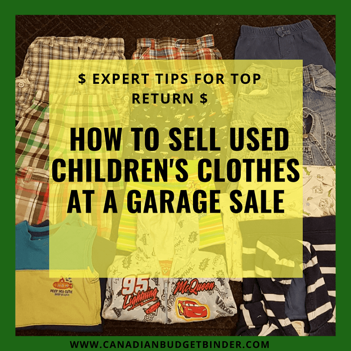 5 Easy Ways To Price And Sell Used Clothing The Saturday Weekend