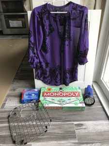 jen garage sales Aug 25, 2018
