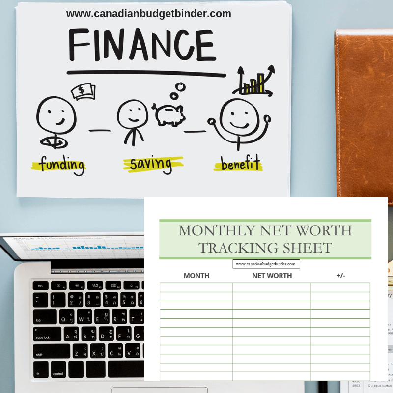 image relating to Free Printable Budget Binder called Incorporate This World-wide-web Worthy of Monitoring Sheet Towards Your Finances Binder