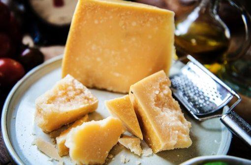 parmigianno cheese block