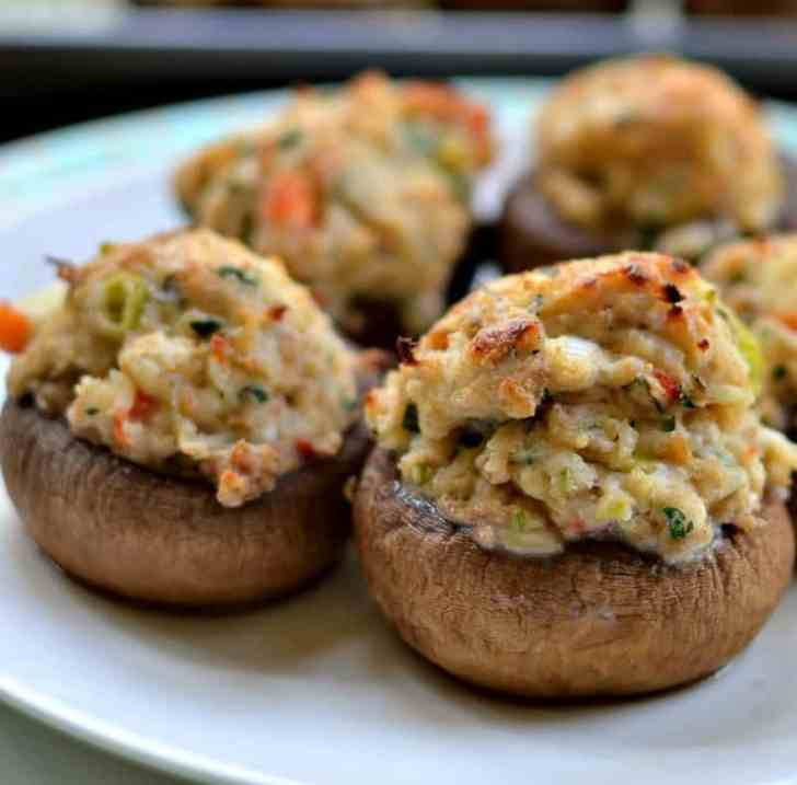 Quick-and-Creamy-Crab-Stuffed-Mushrooms-5-II