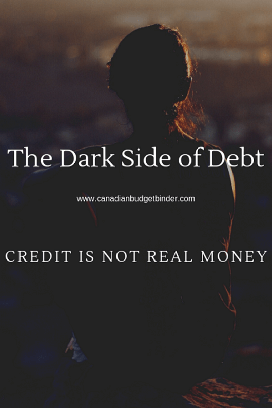 All About Debt - Cover