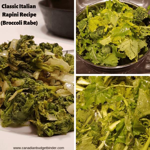 classic italian rapini recipe fb