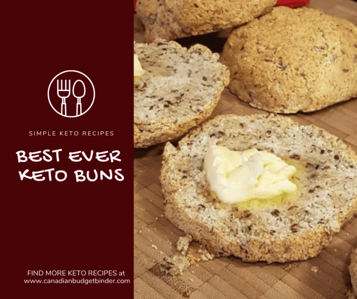 BEST EVER KETO BUNS- fvb 2