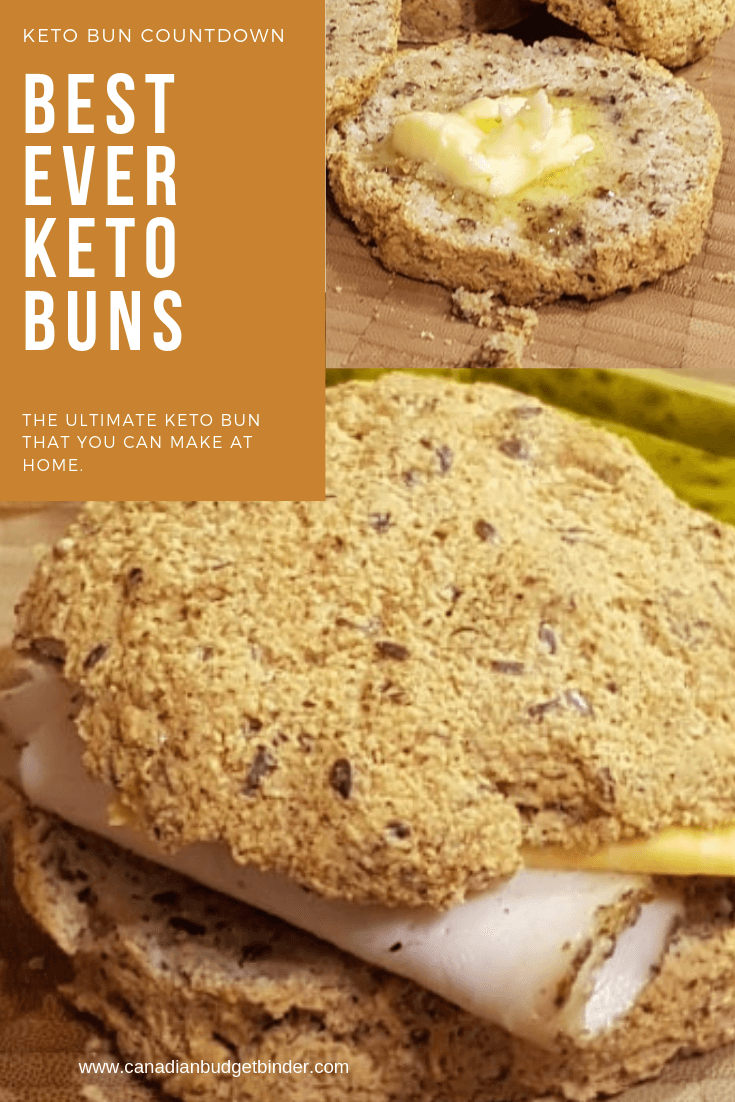 The Best Ever Keto Buns From Your Oven