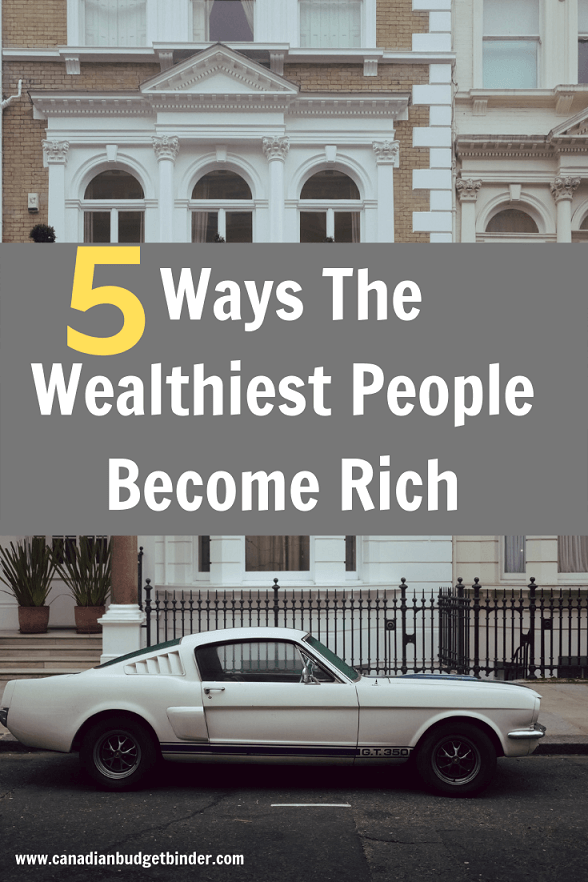 wealthiest people