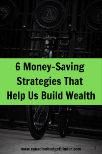 money-saving strategies