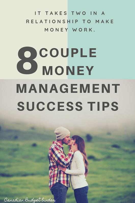 couple money management
