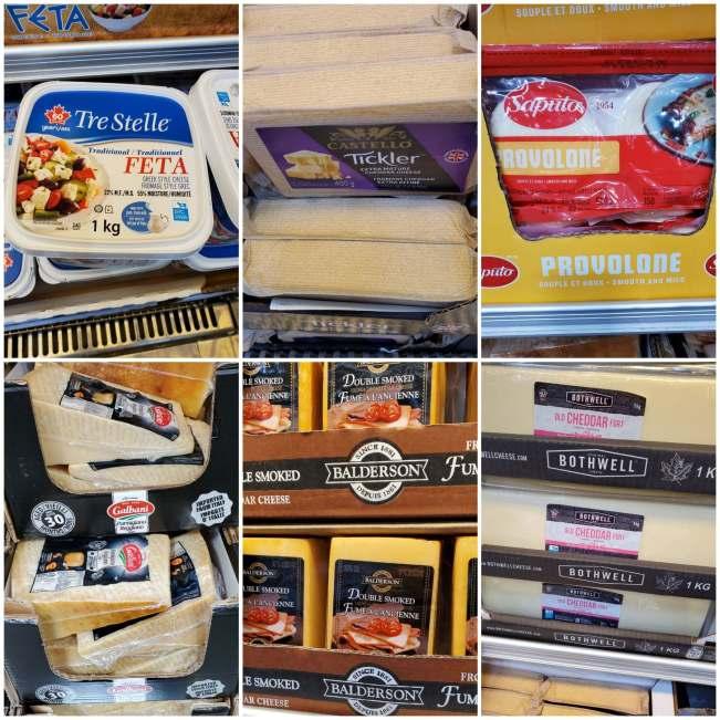 Keto Costco Cheese Canada