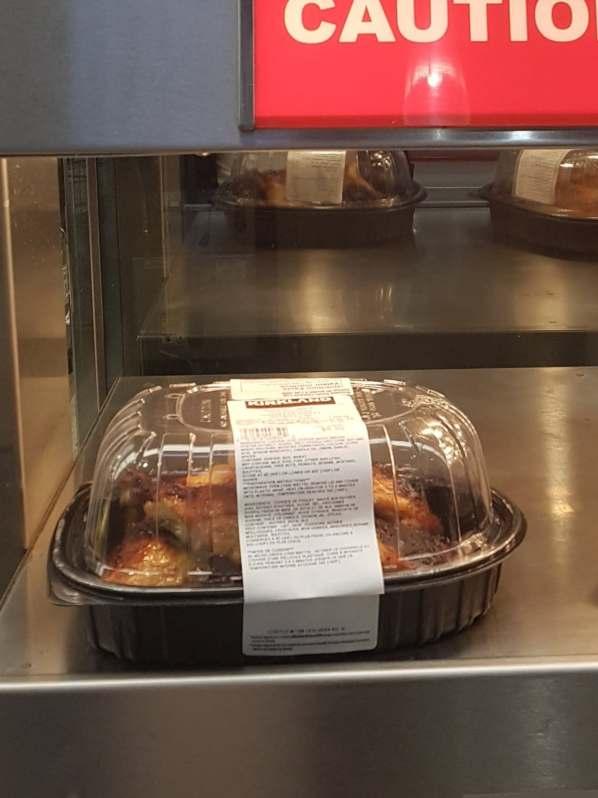 Costco Keto Whole Roast Chicken