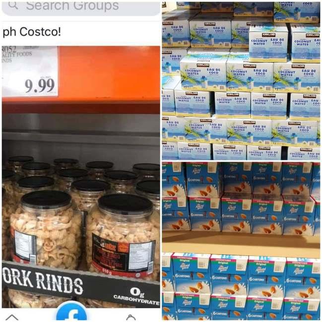 Costco Canada Keto Snacks