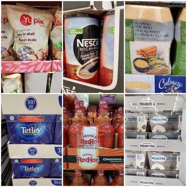 costco Canada Keto Products