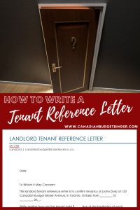 landlord tenant reference