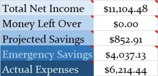 Family Net Income