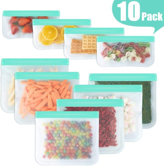 eco snack bags