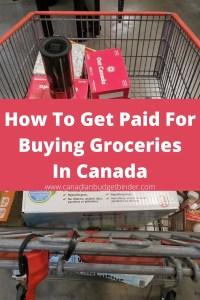 Grocery Savings Canada