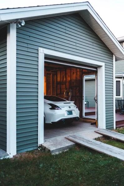 house garage