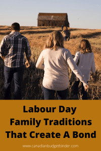 Labour Day traditions